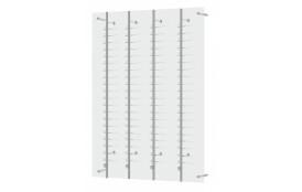 Akrylový panel se 4 tyčemi ZK20
