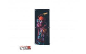 acrylic poster panel 60 x 140 cm